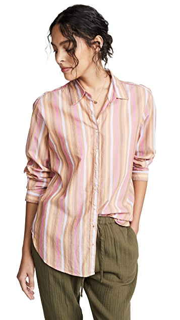 XIRENA Beau Button Down