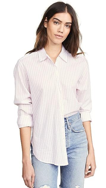 XIRENA Рубашка на пуговицах Beau