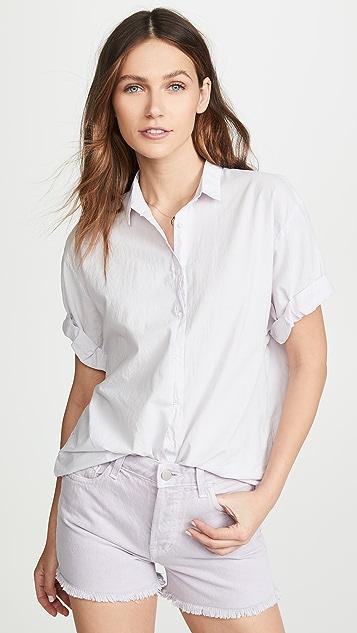 XIRENA Рубашка на пуговицах Channing