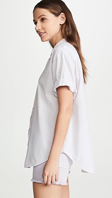 XIRENA Channing Button Down Shirt