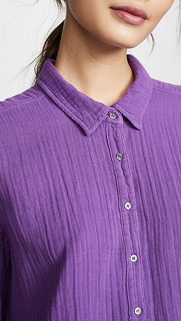 XIRENA Рубашка на пуговицах Scout