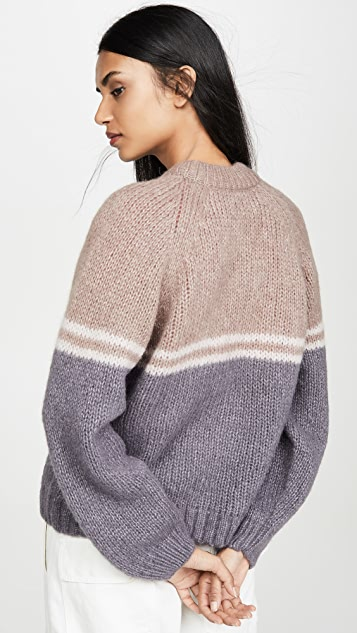 XIRENA Snowbird 毛衣