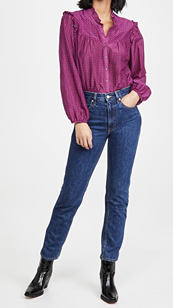 XIRENA Ryleigh 衬衫