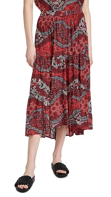 XIRENA Iris Skirt