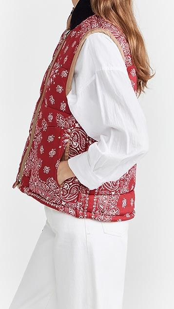 XIRENA Hunter Puffer Vest