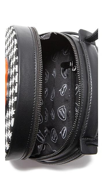 Yazbukey Circular Cross Body Bag