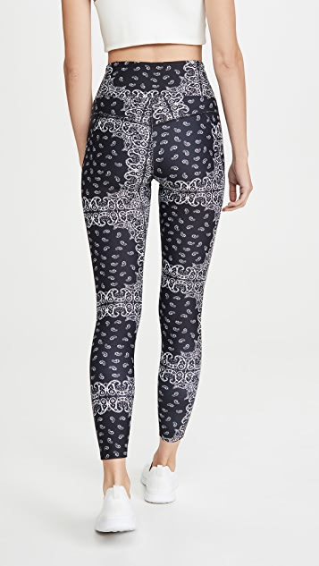 Year of Ours Bandana Rocky Leggings