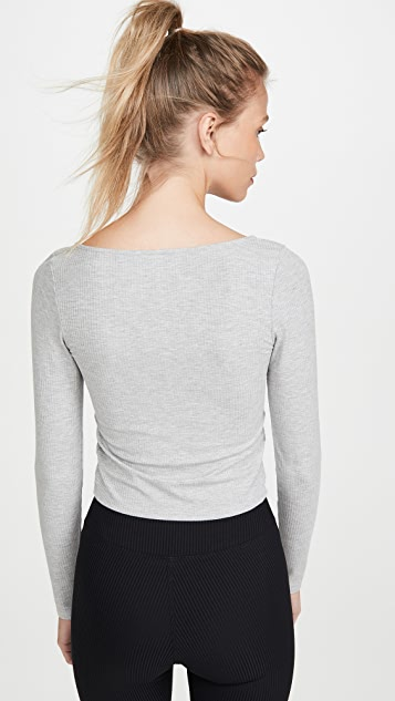 Year of Ours Barre Long Sleeve Shirt