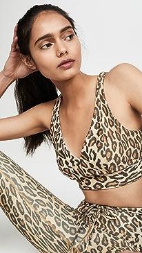 Leopard Print Victoria Bra