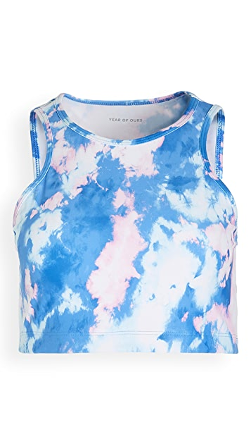 Year of Ours Sky Dye Claudia Bra