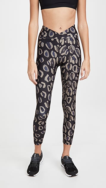 Year of Ours Leopard Veronica Leggings