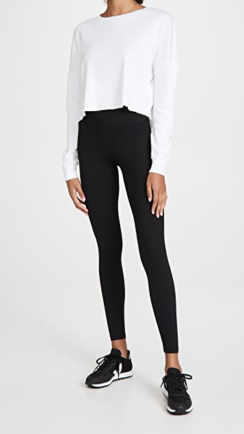 Year of Ours High High Ribbed Leggings