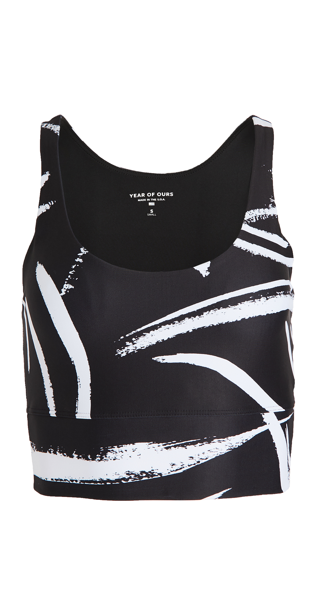 Year of Ours Abstract Gym Bra