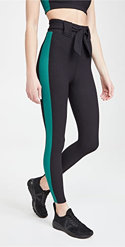 Year of Ours - Thermal Ski Belted Leggings