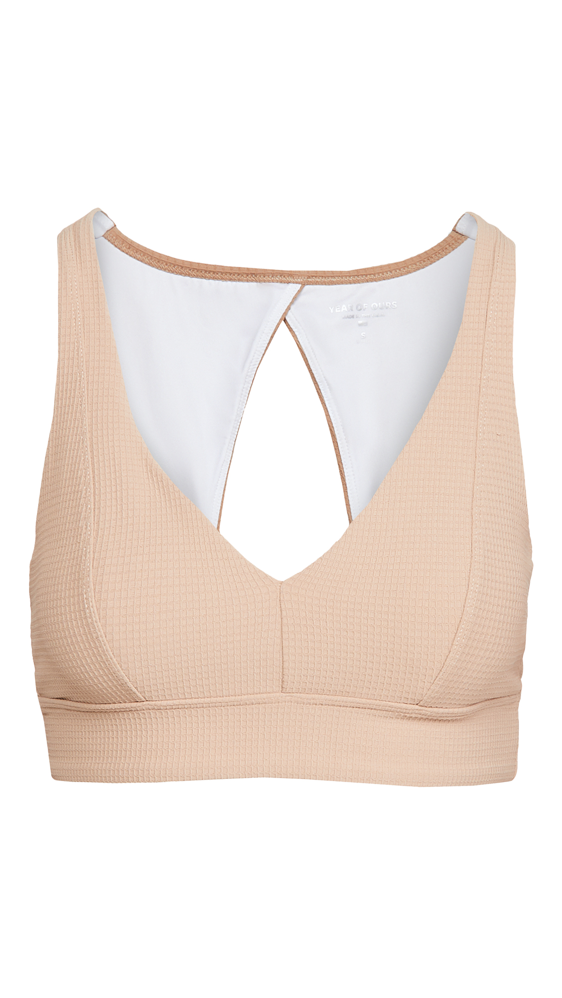 Year of Ours Thermal Veronica Bra