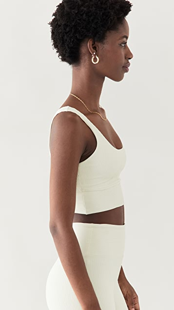 Year of Ours Ribbed Gym Bra
