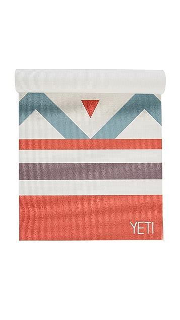 Yeti Yoga The Aries Yoga Mat