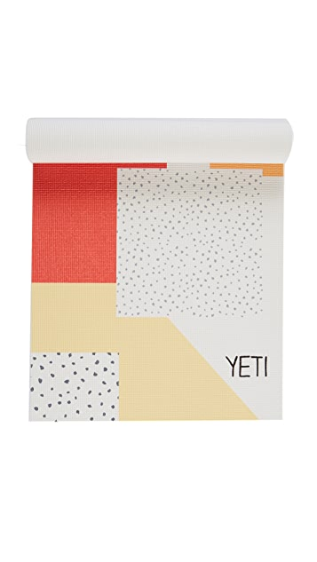 Yeti Yoga The Cancer Yoga Mat