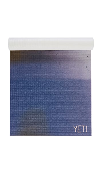 Yeti Yoga The Sagittarius Yoga Mat