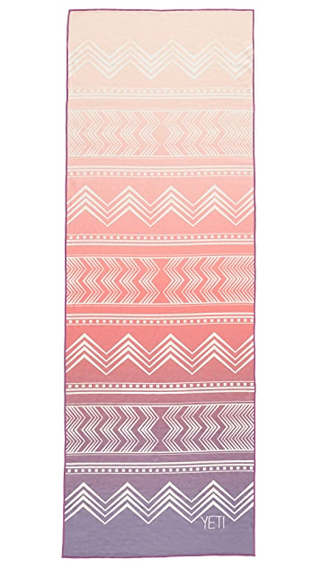 Yeti Yoga The Cassady Towel Mat
