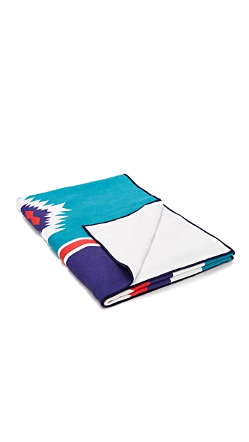 Yeti Yoga The Rowan Towel Mat