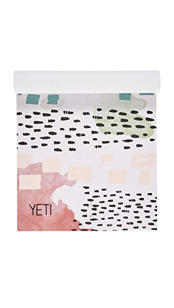 Yeti Yoga The Oak Yoga Mat