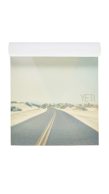 Yeti Yoga The Sycamore Yoga Mat