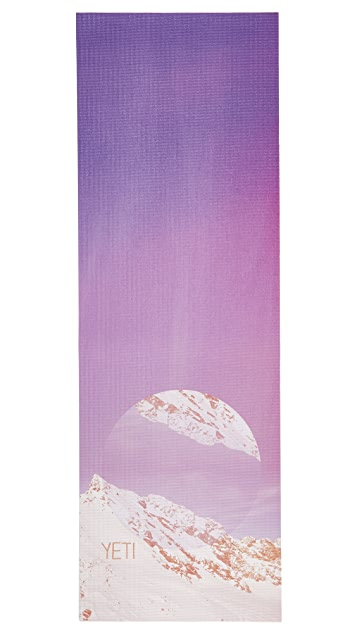 Yeti Yoga The Aspen Yoga Mat