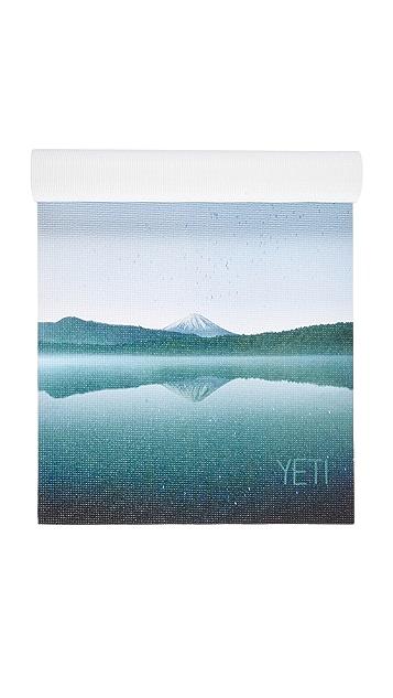 Yeti Yoga The Mapple Yoga Mat