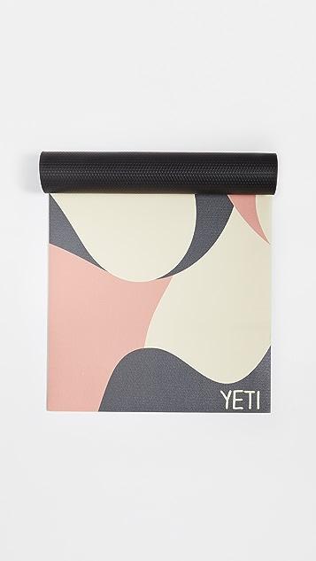 Yeti Yoga The Echo Yoga Mat