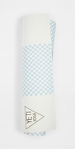 Yeti Yoga - Gingham Yoga Mat