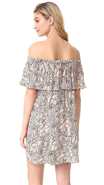 Young Fabulous & Broke YFB Clothing Penelope Dress