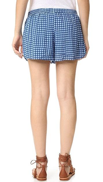 Young Fabulous & Broke YFB Clothing Muse Shorts