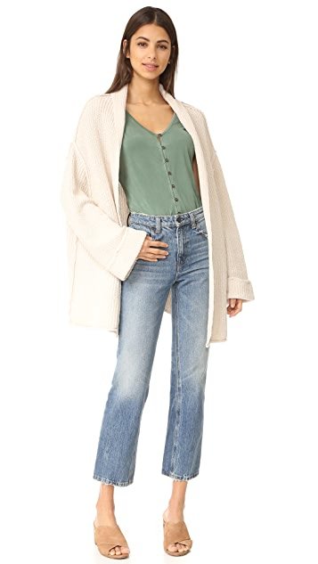 Young Fabulous & Broke YFB Clothing Loop Bodysuit