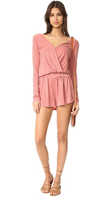 Young Fabulous & Broke YFB Clothing Blair Romper