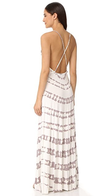Young Fabulous & Broke Megan Maxi Dress