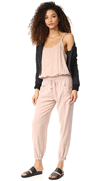 Young Fabulous & Broke YFB Clothing Iver Jumpsuit