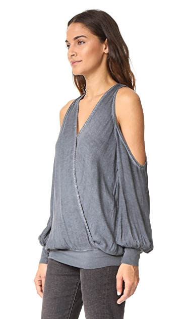 Young Fabulous & Broke Date Night Top