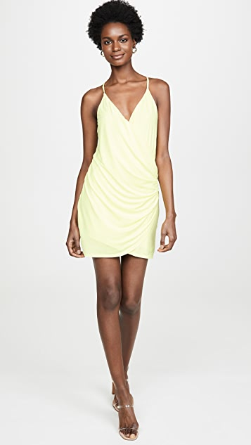 Young Fabulous & Broke Платье Brazil