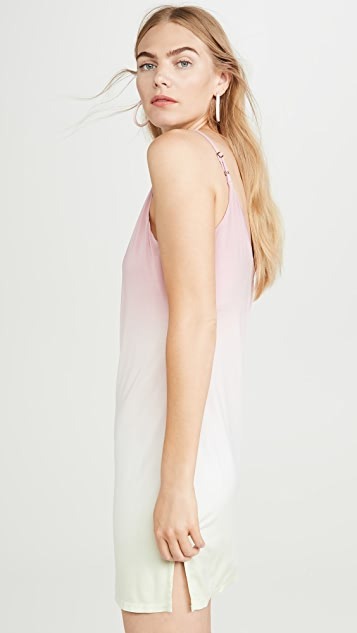 Young Fabulous & Broke Mini Slip Dress