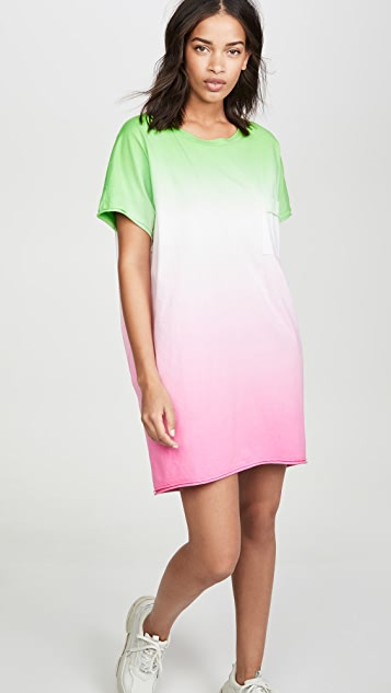 Young Fabulous & Broke Платье Zayne с эффектом «омбре»