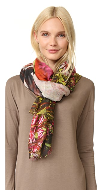 Yigal Azrouel Printed Scarf