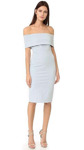 Yigal Azrouel Off the Shoulder Dress