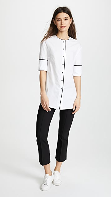 Yigal Azrouel Button Front Shirt