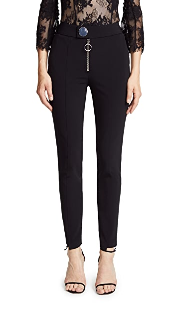 Yigal Azrouel Straight Leg Trousers