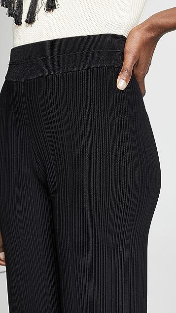 Yigal Azrouel Knit Pants