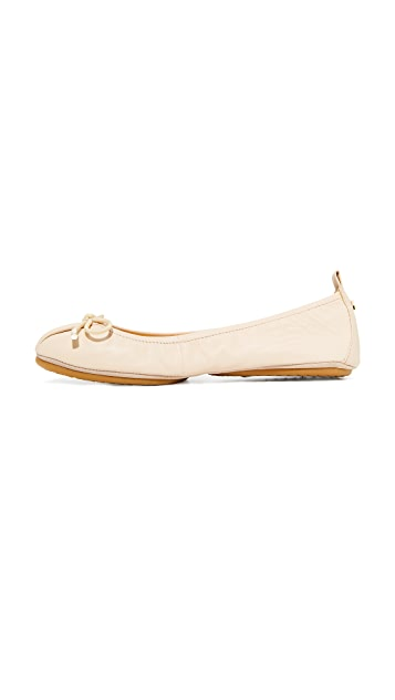 Yosi Samra Sheila Ballet Flats