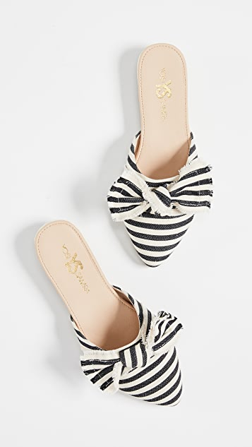 Yosi Samra Vicery Point Toe Flats