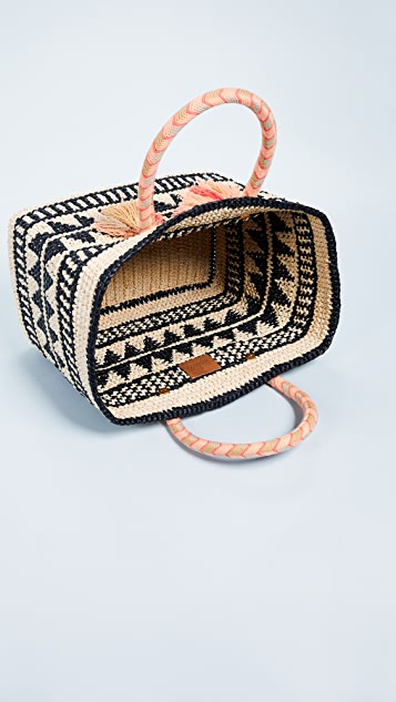 YOSUZI Kalinda Tote Bag