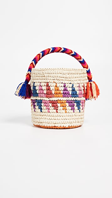 YOSUZI Nini Bucket Bag